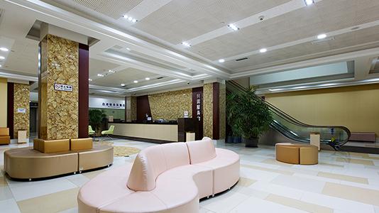 上海中山医院体检中心环境